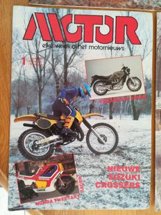 "Eleven years of weekly magazine ""MOTOR"" 1982 / 1992"
