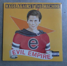 Rage Against  the Machine  -  Evil Empire - Extreme Rare Record - RECORD SEALED