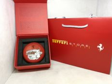 Ferrari - Glass Paperweight Diameter 9 cm - 2015