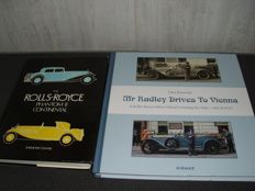 Lot of two Rolls Royce books