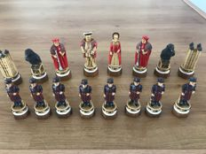 Studio Anne Carlton The White Tower Chess Set
