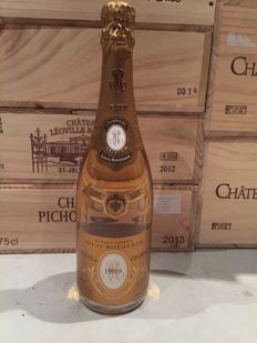 1999 Cristal Champagne Louis Roederer – 1 bottle (75cl)
