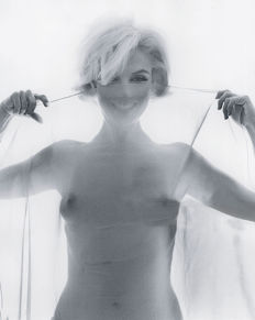 Photo, Bert Stern - Marilyn Monroe, 1962