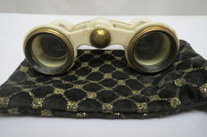 Theater binoculars of the USSR. Issue is not more than 2000pcs. LZOS (Lytkarino) 1935