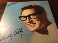 Buddy Holly - the complete Buddy Holly - box with 6 vinyl records