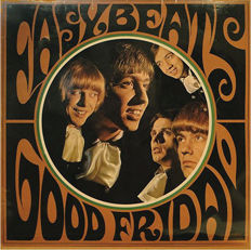 Easybeats: Good Friday (MUA S-3047, Holland 1967) + Friday on my mind (UA 25.471, Holland 1966)