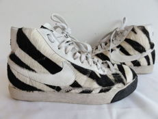Nike - Zebra Safari trainers