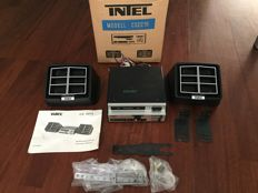 INTEL MODEL CS2215 car radio set 1960s/70s