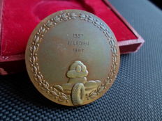 Edouard Michelin medal - Bronze - 1987