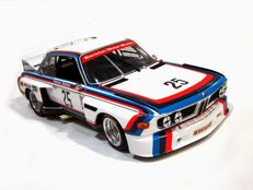 Minichamps - Scale 1/18 - BMW 3.5 IMSA winner of the 12 hours of Sebring - Drivers: Peterson/Redman