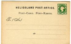 Germany - collection from 1835 postal stationery from the period 1866/2002 - (Ganzsachen / postal stationery)