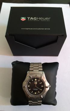 TAG Heuer - WE1110-R - Unisex - 1990-1999