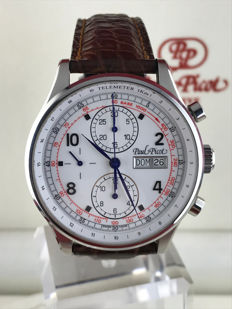 Paul Picot - Gentleman - Lemania chronograph