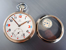 Omega -  Pocket watch British military G.S.T.P. WWII  - 1140 - Unisex - 1901-1949