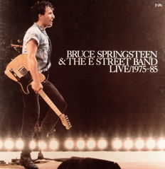 Bruce Springsteen 5 LP Boxset Complete With Booklet & 2 Rare 45 RPM Maxi Singles LP Size