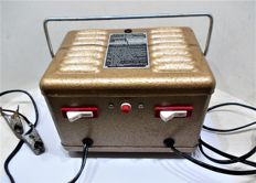 Pierre Huraux - Vintage Battery Charger for 6 and 12 Volt - 1950s