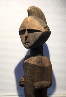 Powerful sculpture - AMBETE - Gabon
