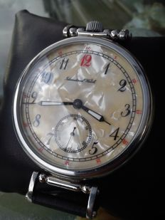 Molnija Classic - Marriage Men's watch- 1960's - NOS