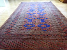 Hand-knotted Persian rug - Bochara - 125 x 195 cm - Pakistan - around 1980