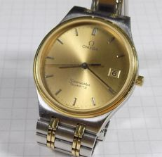 Omega Seamaster 1420 - Two Tone - Iridescent - 1990's - Men's Wristwatch