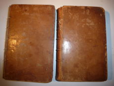 William Blackstone - Commentaries on the laws of England - 2 volumes -  1769 - 1770