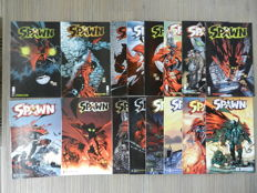 Image Comics - Spawn x40 SC - Spawn: The Undead #1-9 Complete Set and Spawn : The Dark Ages x17 issues - 66x sc (1999-2013)