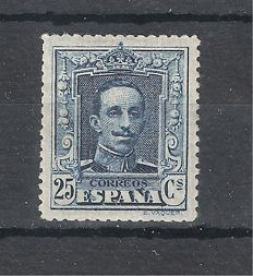 Spain 1922 - Reign of Alfonso XIII - Edifil NE24