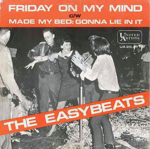 Easybeats Good Friday Mua S 3047 Holland 1967 Friday