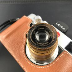 """author"" lens for Leica"