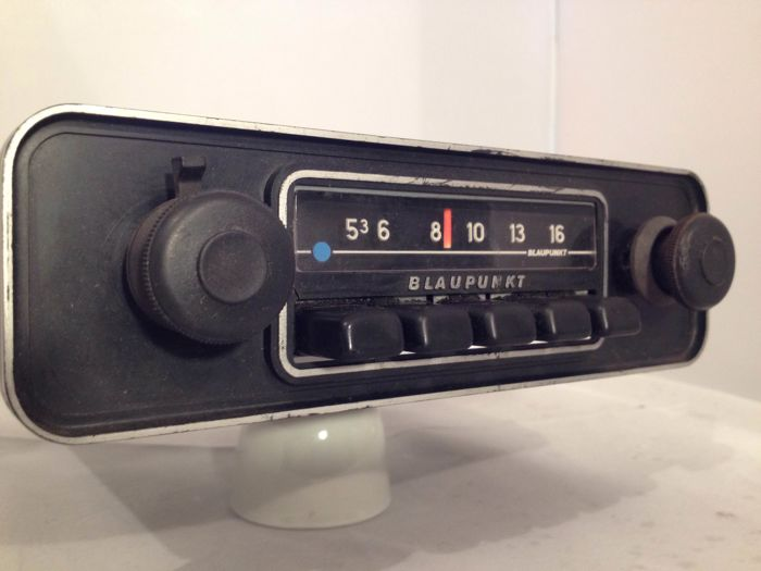 blaupunkt hamburg us classic car radio from the 1960s for. Black Bedroom Furniture Sets. Home Design Ideas