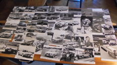 Alfa Romeo - Lot of 390 official photos from the press service of the brand - from 1960s to 1990s