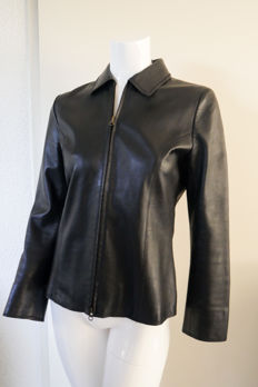House of Fraser Hardrock - Biker - Heavy metal Harley Davidson style - Soft  Leather ladies Jacket.