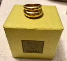 Pomellato - band ring - 18 kt yellow gold Size 19.5/59.5