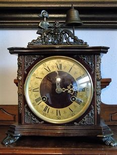 Heraut table clock - France - period 1970