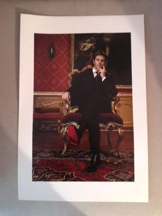 3 original photoes of Prince Emanuele Filiberto, Savoia family (further Italian Monarchy)