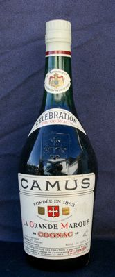 "Cognac Camus Celebration ""1863-1963"" - N° 044370"