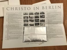 Christo; Lot with 3 publications - 1994 / 2011