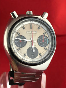 Citizen 'Bullhead' Chronograph - 1970