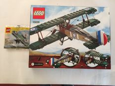 Sculptures - 10226 - Sopwith Camel + Polybag 40049