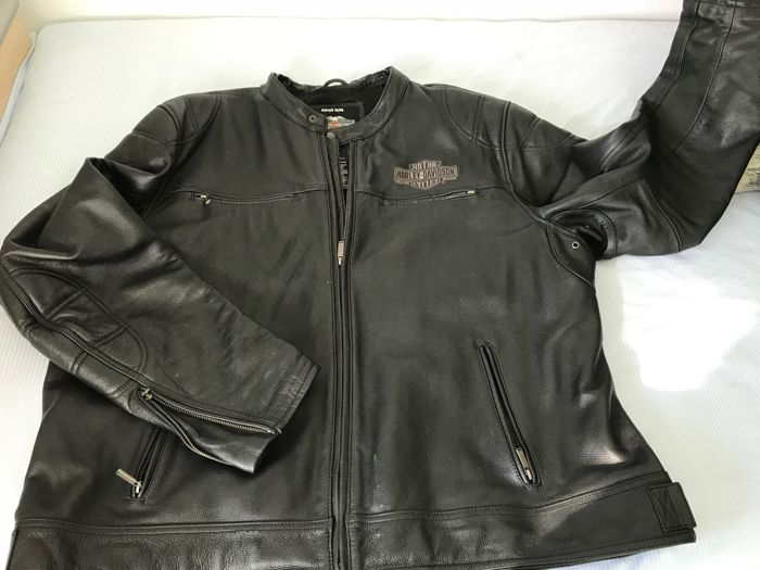 Harley-Davidson leather jacket - 2013
