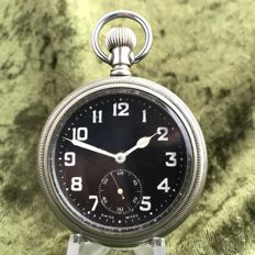 Large English military pocket watch - approx. 1915