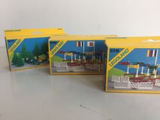 3 x Lego Classic City - 2x 6316 and 1x 6317