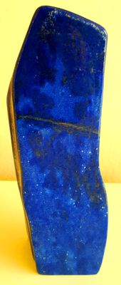 Amazing Top Blue color lapis Lazuli Healing Stone Tumble - 302 x 101 mm - 5050 gm