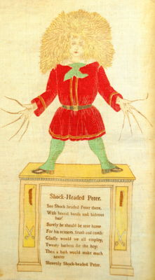 Heinrich Hoffmann - The English Struwwelpeter - ca. 1905