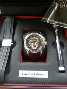 Jaguar  J650 Chronograph  - Limited Edition ( 0924 / 3000 ) - Men´s wristwatch