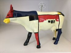 CowParade - Mooma - Large - Resin - retired and rare
