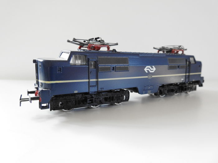 Märklin H0-3161-electric locomotive Series 1200 blue of the NS