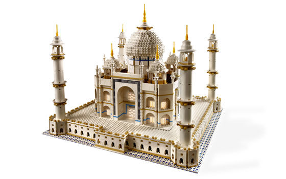 Advanced Models - 10189 - Taj Mahal
