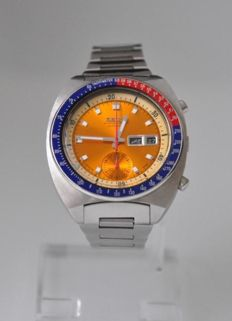 Seiko - Pepsi Pogue Chronograph (6139-6002) Men-1970-79 - 336411 - Unisex - 1970 - 1979