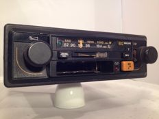 Philips 682 classic car radio for Opel